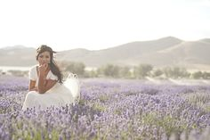 Want a photo like this in the lavender fields at Avianto
