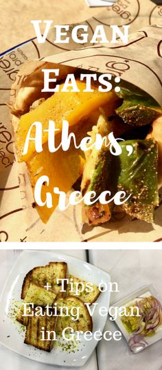 Vegan Eats in Athens, Greece | The Wanderful Me