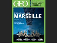 Une Géo février 2013    Spécial Marseille