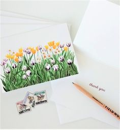 how to print note cards