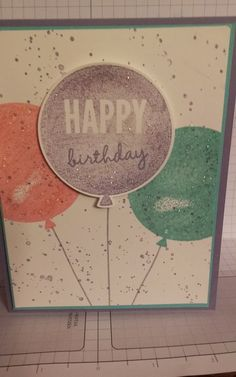Stampin with style: Celebrate Today