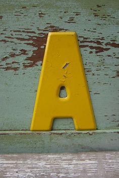 Graphic design Typographic Alphabet Letters A