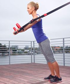 suspension rows 9 ways to sculpt killer arms without push-up