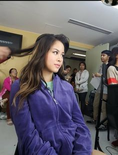 Filipina Actress, Kiss Photo, Lucky 7, May 1, Beauty Queens, Kisses, Rain Jacket, Daughter, Ruffle Blouse