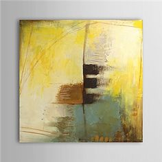 Hand Painted Oil Painting Abstract 1305-AB0602