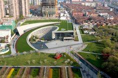 Bioclimatic green roof design