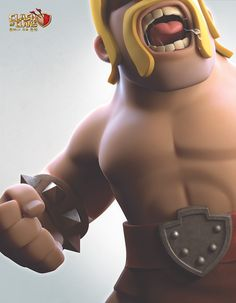 Clash of Clans at G-Star Game Show on Behance