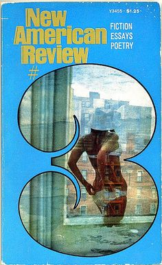 new american library y3455 by Kyle K, via Flickr Pulp Fiction, Science Fiction, Seymour Chwast, Milton Glaser, Mystery Stories, Vintage Book Covers, Number 3, Book Design, Cover Art