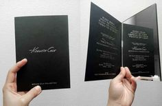 The Best New York Fashion Week Invitations of Spring 2014 - Fashionista