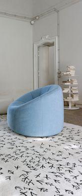 Designer armchairs for the contemporary living room - Ligne Roset USA