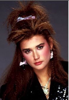 80s hair was bloody awful...2!