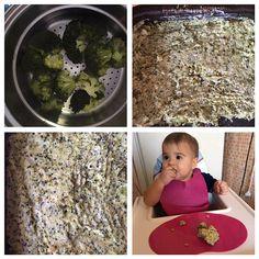 Sufleu-de-broccoli How To Dry Basil, Oatmeal, Herbs, Food, Banana, The Oatmeal, Rolled Oats, Essen, Herb