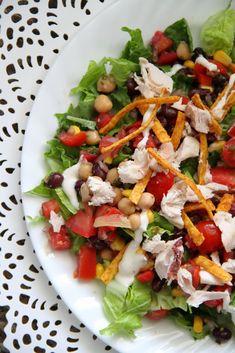 Mennonite Girls Can Cook: Southwestern Chicken Salad