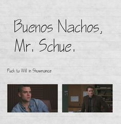 #Glee - Noah 'Puck' Puckerman