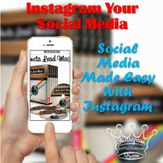 Need Leads For Your Home Business? Get Traffic, Leads and Sales - Free Instagram training reveals how you can quickly and easily start leveraging Instagram to connect with your Social audiences for more leads and more sales in your business. #allintowin