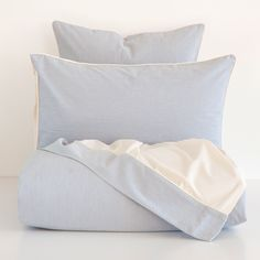 TWO-COLOR SEERSUCKER BEDDING - Bedding - Bedroom | Zara Home United States