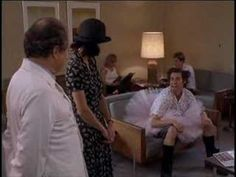 Mental Hospital Scene - Ace Ventura...A lunatic acting like a lunatic! Can it get much funnier?