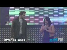 Adam Lambert Introducing Sia at KissFM 102 7 Wango Tango 2015 05 09