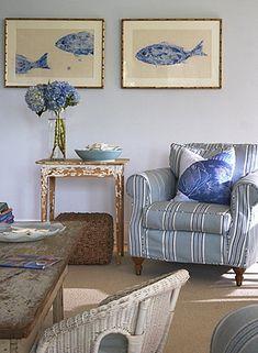 Pinterest: Favorite Coastal Decor Board of the Week - Beach House Beach House