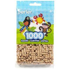 Perler Bead Bag, Tan ** ADDITIONAL INFO @ http://www.laminatepanel.com/store/perler-bead-bag-tan/?a=9576