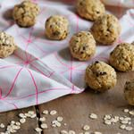 Just In Time For Mother's Day – No-Bake Energy Bites