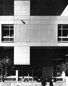 Martin Luther King Elementary School, Cambridge, Massachusetts, 1969 (Sert, Jackson & Gourley) Demolished 2014…