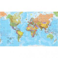 Het kan leuk zijn om een wereldkaart op te hangen in de klas en met touw telkens naar een 'paspoortje' van een leerling te verwijzen. Zo kun je zien waar iedereen vandaan komt en kunnen ze leren van elkaar.