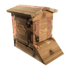 Mini Urban Beehives – Eco Bee Box – Modern Urban Beekeeping