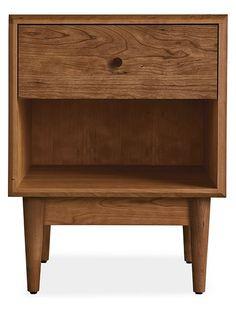 Grove Wood Nightstands - Modern Nightstands - Modern Bedroom Furniture - Room & Board