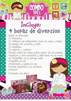 Spa Para Niñas A Domicilio se alquila - Barquisimeto - Lara - Servicios                                                                                                                                                                                 Más