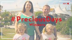The Trappet family! #PreciousDays winners part 1!