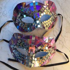 Maske zu Space Woman