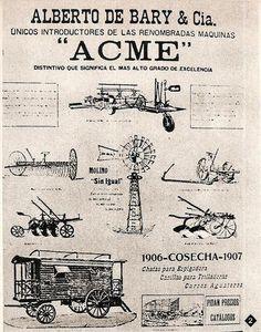 Antiguas publicidades argentinas -