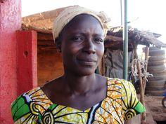 Burkina Faso woman