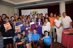 Con gran éxito concluyó la Mini Copa de Tenis 2016 en Aguascalientes ~ Ags Sports