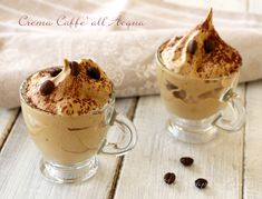 Sweet Desserts, Just Desserts, Sweet Recipes, Dessert Recipes, Best Italian Recipes, Favorite Recipes, Deli Cafe, Dessert In A Jar, Breakfast Cake