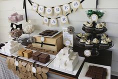 9 Fun And Creative Food Bars For Your Wedding » Alexan Events | Denver Wedding Planners, Colorado Wedding and Event Planning