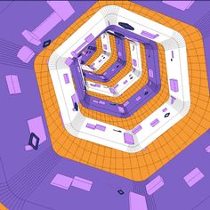 New trending GIF on Giphy. gif loop c4d abstract orange cinema 4d purple science fiction infinity tunnel cellulo. Follow Me CooliPhone6Case on Twitter Facebook Google Instagram LinkedIn Blogger Tumblr Youtube