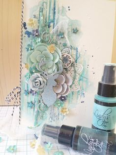 2 Crafty - April projects   VIDEO by Valerie Ouellet