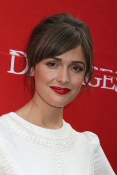 Rose Byrne amazing red pout