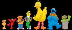 Sesame Street Cake, Sesame Street Birthday, Sesame Street Coloring Pages, Sesame Street Christmas, Cookie Monster Party, Sesame Street Characters, Elmo Birthday, Childrens Party, Craft Party