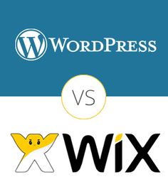 Wix vs WordPress - In this comparison table, find out the biggest differences between them & why they matter to you. Website Template, Online Marketing, How To Start A Blog, Web Design, Chart, Tips, Key, Desktop