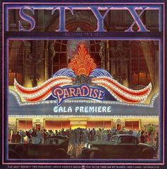 Styx Return to Paradise Theater Pensacola FL 1996