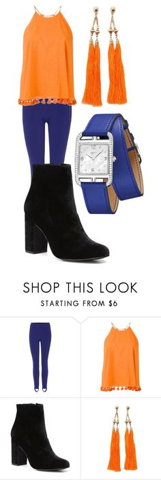 """""""Untitled #356"""" by lydia-n-radford on Polyvore featuring Balenciaga, Tory Burch, Witchery, Forever 21 and Hermès"""