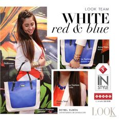 ¿Qué opinan sobre la combinación de estos colores en nuestro look?  Ideas gracias a Look Magazine y Almacenes SIMAN Guatemala