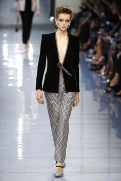 Giorgio Armani   Haute Couture - Autumn 2016   Look 6