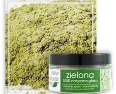 YOUR NATURAL SIDE glinka zielona 100g