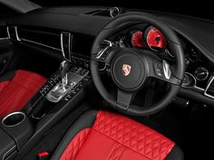 2017 A Kahn Design Porsche Panamera Wide Track Interior 2 Wallpaper