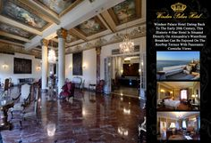 #Windsor_Palace #Hotel