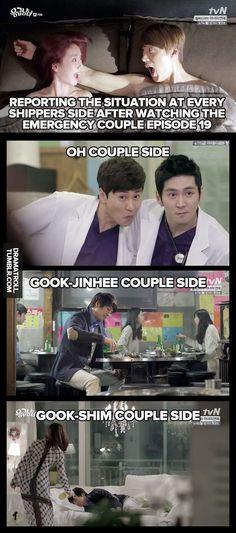 Emergency Couple...Oh Couple...:)